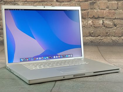 Item Specifics: MPN : MB166LL/AUPC : NABrand : AppleProduct Family : Macbook ProRelease Year : Early 2008Screen Size : 17 inProcessor Type : Intel Core 2 DuoProcessor Speed : 2.50 GhzMemory : 2 GBStorage : 128 GBOperating System : macOS 10.11
