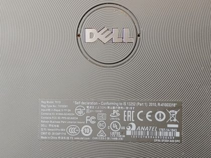 requires a micro-usb cable to charge but can be easily obtained. You would receive exactly as pictured. Item Specifics: MPN : Dell Venue 8 ProUPC : NABrand : DellType : TabletProduct Line : Venue 8 ProOperating System : Windows Embedded 8.1Screen Size : 8 inStorage Capacity : 32 GBColor : BlackProcessor : Intel Atom Z3745DProcessor Speed : 1.33 GhzRAM : 2 GBInternet Connectivity : WiFi - 2